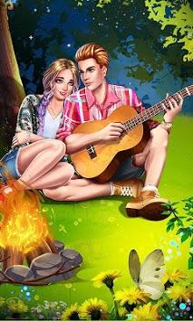 Romantic Journey Love Story APK screenshot 1