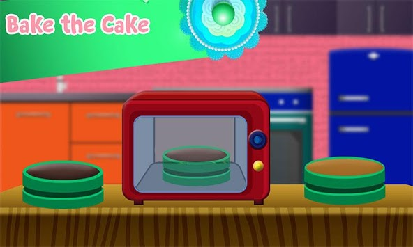Chocolate Birthday Cake Factory - Dessert Making APK screenshot 1