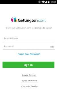 Gettington Mobile APK screenshot 1