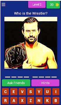 Wrestling RAW Quiz APK screenshot 1