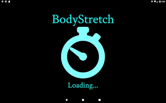 BodyStretch I APK screenshot 1
