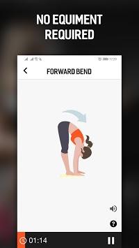 Buttocks Workout For Women, Squat Challenge 30 Day APK screenshot 1