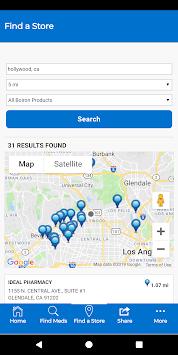 Boiron Medicine Finder APK screenshot 1