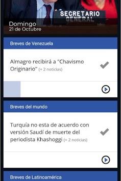 Al día con César Miguel Rondón APK screenshot 1