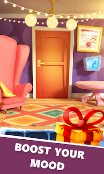 Open 100 Doors - Christmas Puzzle APK screenshot 1