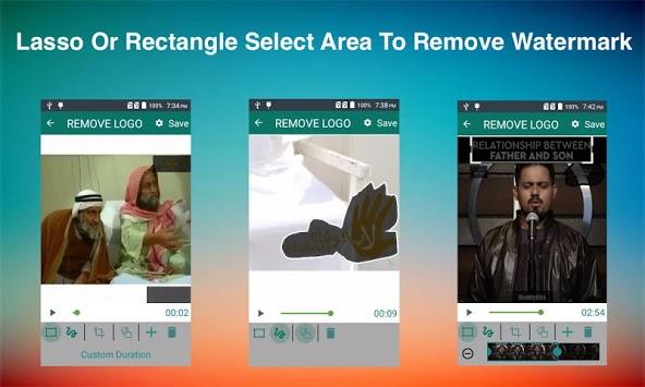Remove & Add Watermark APK screenshot 1