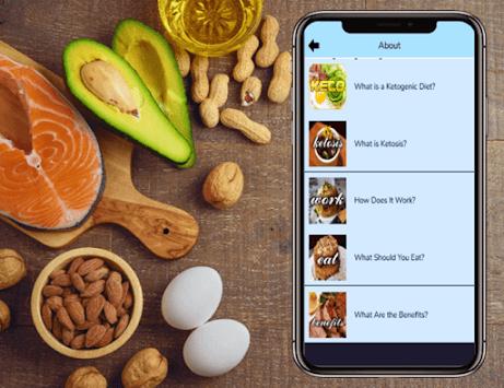 Keto Diet Complete Plan APK screenshot 1