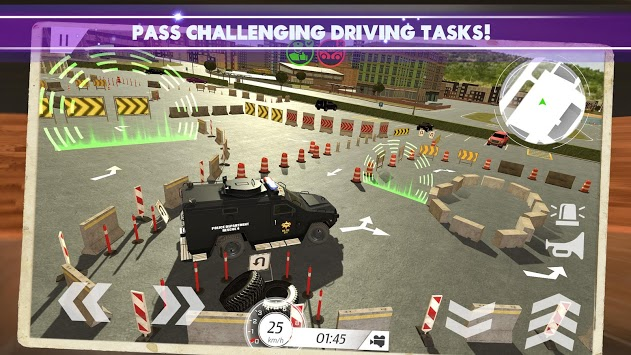 Car Driving Career APK screenshot 1