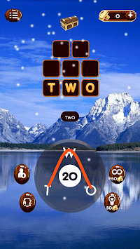 Word Time - Timed Puzzle Game APK screenshot 1