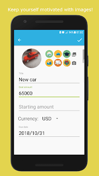 My Piggy Bank Tracker APK screenshot 1