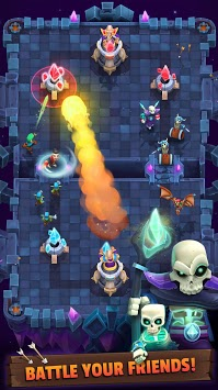 Clash of Wizards: Battle Royale APK screenshot 1