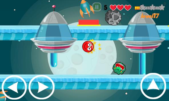 Bossy Ball 4 APK screenshot 1