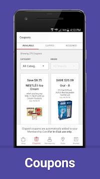 BJ's Wholesale Club APK screenshot 1