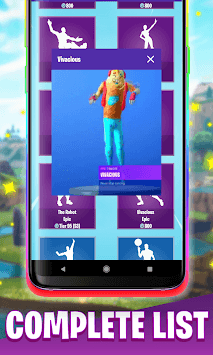 Emotes Royale: Dances Battle Royale Perfect Timing APK screenshot 1