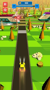 Traffic Road APK screenshot 1