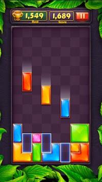 Brickdom - Drop Puzzle APK screenshot 1