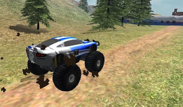 Monster Truck Jam APK screenshot 1