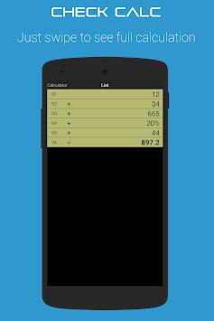 Citizen Calculator GST APK screenshot 1