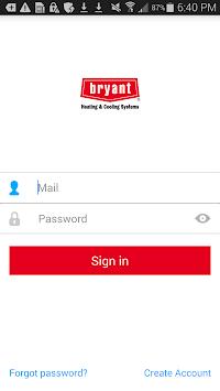 Bryant ControlBox APK screenshot 1