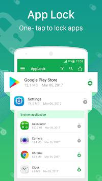 AppLock APK screenshot 1