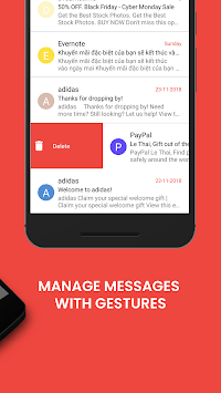 Email - Mail for Gmail Outlook & All Mailbox APK screenshot 1