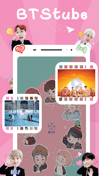 BTStube - BTS Kpop Videos For Fan APK screenshot 1