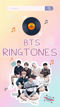 BTS Ringtones Hot For Army APK screenshot 1