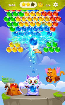 Bubble Shooter: Free Cat Pop Game 2019 APK screenshot 1