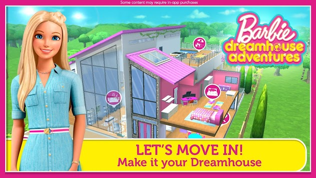 Barbie Dreamhouse Adventures APK screenshot 1