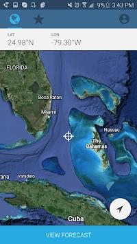 Buoyweather - Marine Weather APK screenshot 1
