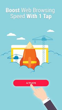 Net Optimizer & Booster | Surf Web Faster, Fix Lag APK screenshot 1