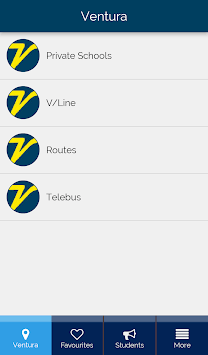 Ventura Tracker APK screenshot 1