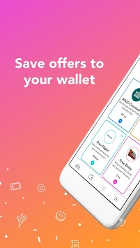 Buxbo – Redeem Coupons, Deals and Cash Rewards APK screenshot 1