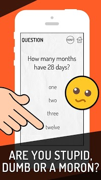 Dumb Quiz! APK screenshot 1
