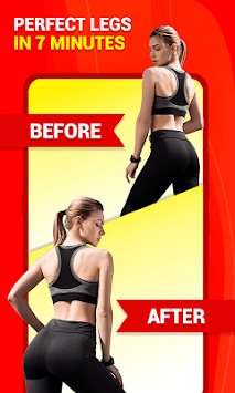 Buttocks, Leg Workouts - Hips, Butt Workout APK screenshot 1