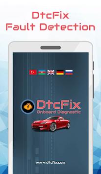 DtcFix - Bluetooth Car Fault Code DTC Diagnostic APK screenshot 1