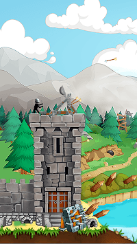 The Catapult: Clash with Pirates APK screenshot 1