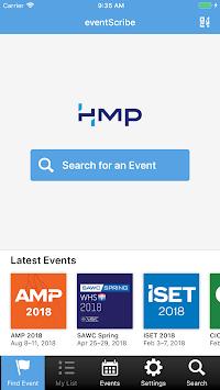 HMP Conferences APK screenshot 1