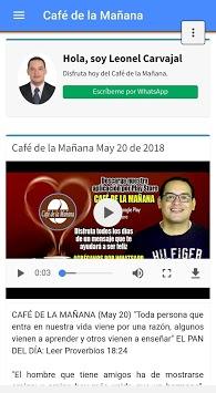 Café de la Mañana APK screenshot 1