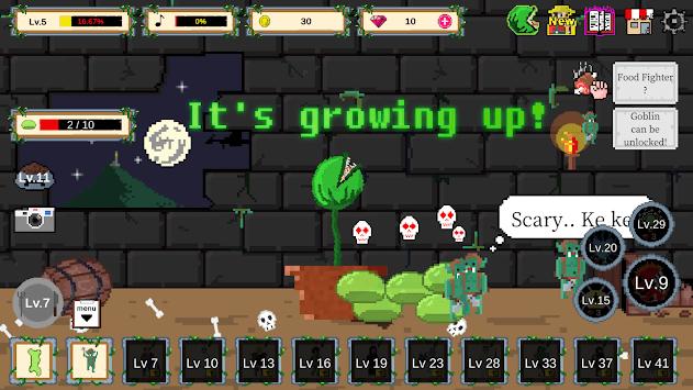 Man-Eating Plant APK screenshot 1