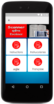 Document Scanner App Free PDF Scan QR & Barcode APK screenshot 1
