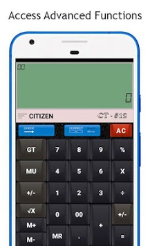 Citizen Calculator: GST 2018 APK screenshot 1
