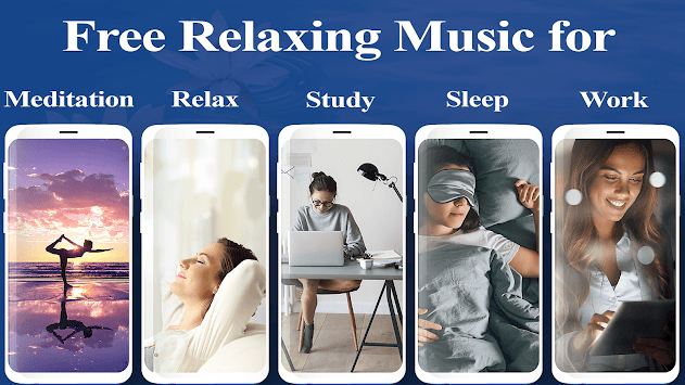 Relaxing Music: Yoga, Sleep, Meditation, Relax APK screenshot 1
