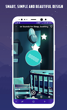 White Noise - Baby Sleep Sounds APK screenshot 1