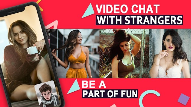 CamChat - Live Video Chat With Strangers APK screenshot 1