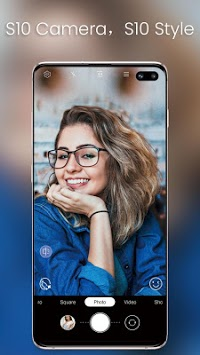 One S10 Camera - Galaxy S10 camera style APK screenshot 1