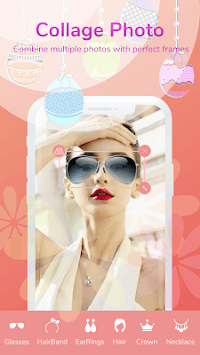 Selfie camera - Beauty camera & Makeup camera APK screenshot 1