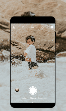Camera Phone X - OS 12 Camera APK screenshot 1