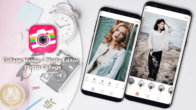 Camera Editor: Beautiful Photo Effect Plus APK screenshot 1