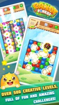Candy Forest APK screenshot 1